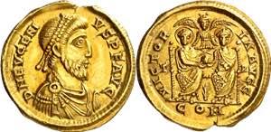 (392-394 d.C.). Eugenio. ...