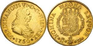 1750. Fernando VI. ...