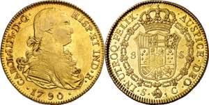 1790. Carlos IV. ...