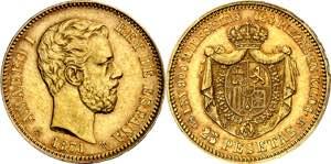 1871*1871. Amadeo I. ...
